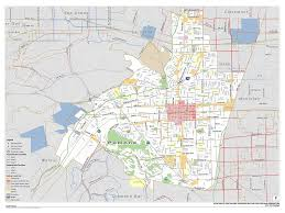 cal poly pomona cus map city of pomona active transportation plan atp