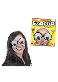 Googly Eyes Glasses Halloween Costumes