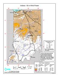 Map Indiana File Indiana Wind Resource Map 50m 800 Jpg Wikimedia Commons