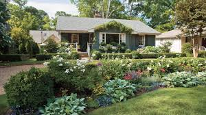 Landscaped Backyard Ideas 10 Best Landscaping Ideas Southern Living
