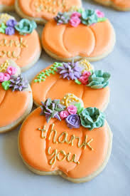 best 25 thanksgiving cookies ideas on fall treats