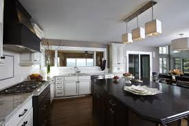 ivory kitchen ideas white wooden kitchen cabinet with gray counter top and black