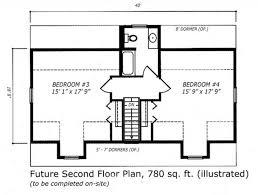 breakwater br402 1 890 sq ft two storey custom built modular home