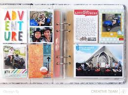 vacation photo albums 101 best handbook albums images on mini albums studio