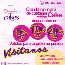 dominican cakes by danelia home facebook
