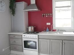 repeindre une cuisine en bois quelle peinture pour repeindre meuble cuisine en bois cdiscount des