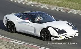 c6 corvette c6 corvette spied car and driver