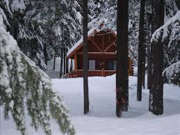 Bear Mountain Cottages by Sha Bear Cabin On The Yaak River Quiet Ro Vrbo
