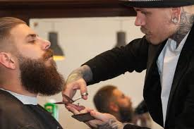 hairstyles for correctional officers hipster trend growing beard business for adelaide barbers abc