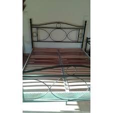 fer forgé chambre coucher chambre à coucher complète fer forgé vert bronze achat et vente