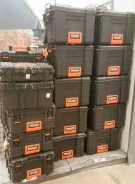 black friday specials 2016 home depot dewalt tough system vs ridgid pro tool boxes
