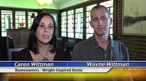 frank lloyd wright inspired homes in naperville youtube