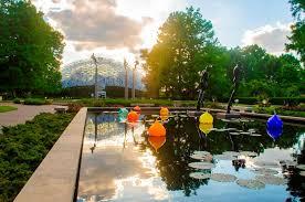 The Missouri Botanical Garden Catch The Missouri Botanical Garden In Bloom Tour
