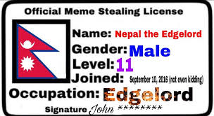 Stealing Memes - my official meme stealing license dank memes amino