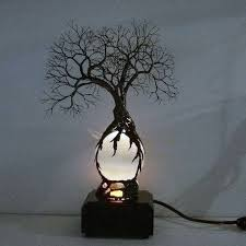 Home Decor Tree Best 25 Tree Lamp Ideas Only On Pinterest Homemade Lamps