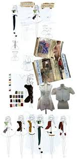 art and design coursework skirt project sketchbooks fashion