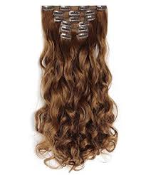 synthetic hair extensions onedor 20 curly clip in synthetic hair