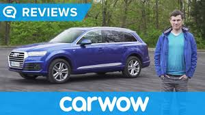 Audi Q7 Suv - audi q7 suv 2018 review mat watson reviews youtube