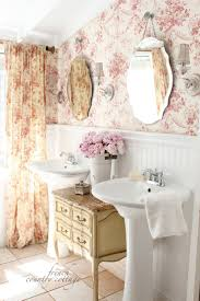french bathroom decor artistic color decor fresh and french