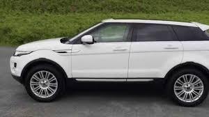 land rover evoque white range rover evoque 2 2 sd4 prestige lux fuji white with ivory