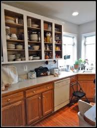 Cleaning Oak Cabinets Kitchen Best Way To Clean Wood Cabinets In Kitchen Trends Including