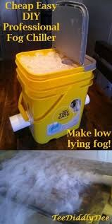 Halloween Fog Machine Diy Halloween Ideas Ensures A Devilish Air Diy Halloween