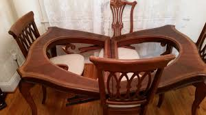 Dining Room Furniture Miami They Sell Dining Room Sets That Are Glued Together Do Not Buy