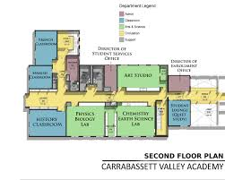 support cva new campus campaign academic center floor plans