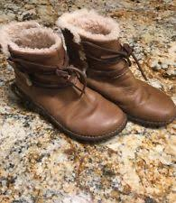 s ugg ankle boots with laces ugg australia s solid ankle lace up boots ebay