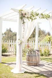 wedding arbor ideas enjoyable wedding pergola best 25 ideas on diy arch