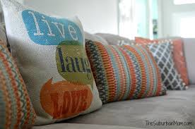 Better Homes And Gardens Rugs Create A Cozy Fall Space With Pillows From Bhg Thesuburbanmom