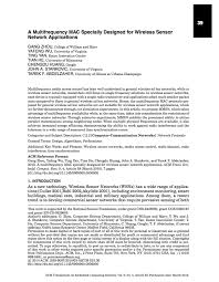 best ideas of cover letter for academic journal example in