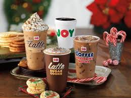 Coffee Dunkin Donut flavors of the holidays are everywhere from coffee to lip balm
