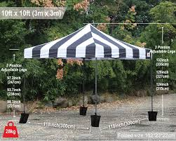 Canopy Photo Booth by Abccanopy Carnival 10x10 Black With Black Walls Pop Up Tent Trade