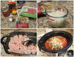 simple slowcooker turkey vegetable barley soup