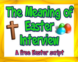 easter plays for children easter skits