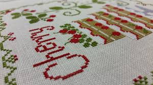 Country Cottage Needlework by The Wandering Bunny Country Cottage Needleworks Strawberry Cake