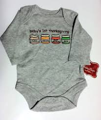 you seen this thanksgiving onesie in a store