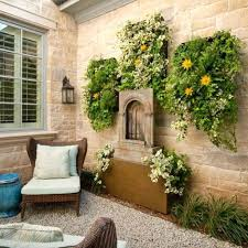 patio ideas fall decor for outside your home small patio garden