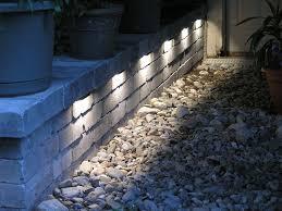 solar retaining wall lights landscape hardscape lighting i lighting led lighting solutions