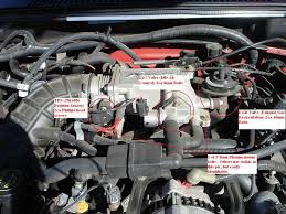 iac mustang how to install an intake plenum on your mustang