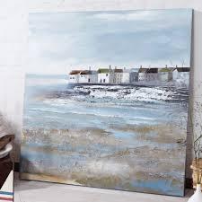 Modern Art Wohnzimmer Maritime Gemaelde Acrylbild My Lovely Home My Lovely Home