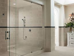 tub with glass shower door bathroom with corner glass shower stall and freestanding tub