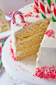 candy cane layer cake annie u0027s noms