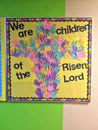 Easter Decorations For The Classroom by Spring Easter Bulletin Board Classroom Pinterest Easter
