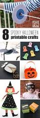 Halloween Craft Printable by 8 Fun Printable Halloween Crafts The Craft Train