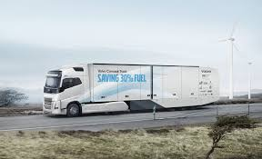 2008 volvo semi truck volvo concept truck improves fuel economy by more than 30