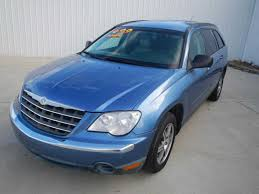 2007 chrysler pacifica touring for sale in 2a8gm68x57r336923