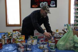 Salvation Army Volunteer Thanksgiving More Sitkans Turn To The Salvation Army For Food Assistance Kcaw