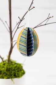 glitter easter egg ornaments diy glitter easter eggs kit darby smart decor easter
